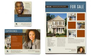 Free Real Estate Sale Flyer Template