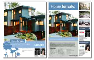 Real Estate Sale Flyer Template
