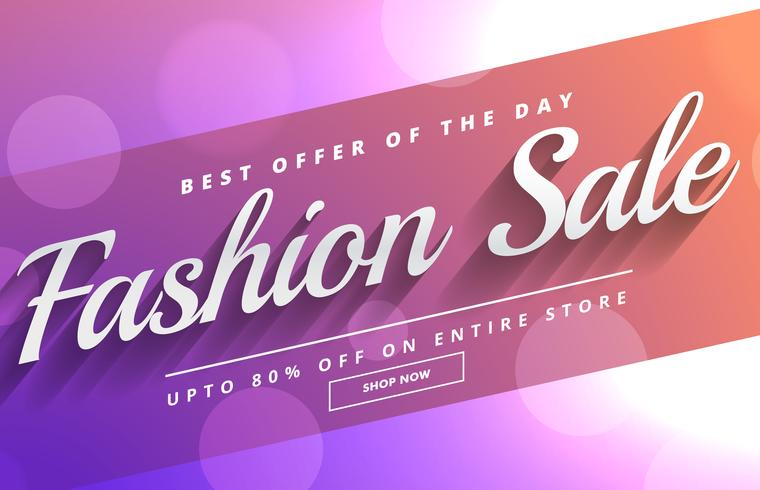 Fashion Discount Sale Template